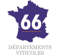66 départements viticoles