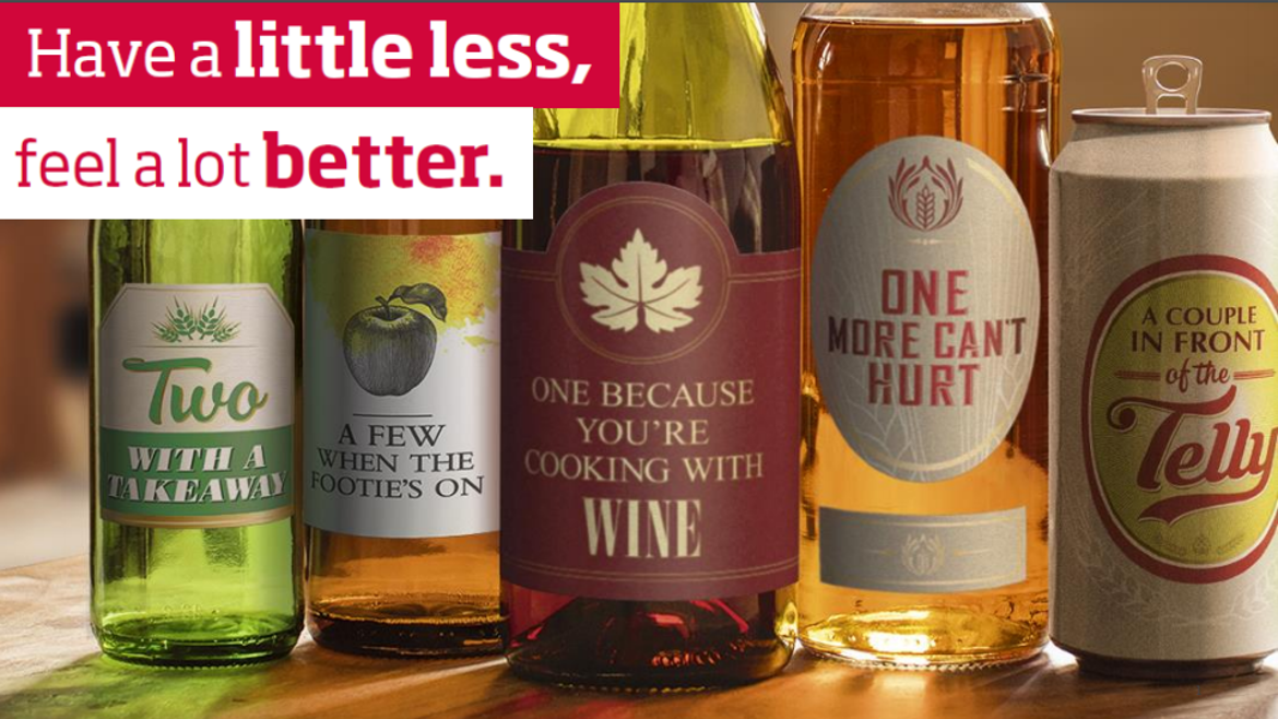 Have a little less, feel a lot better - Drinkaware