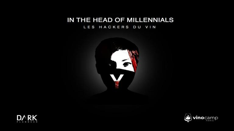 "Visuel ""In the head of Millennials"""
