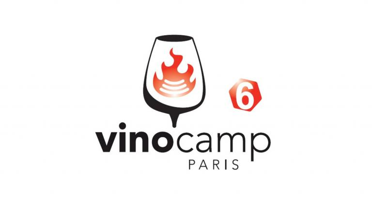 Logo Vinocamp Paris 6e édition